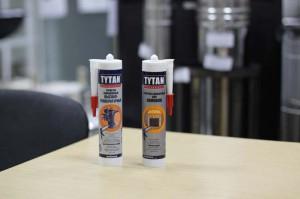 Герметики термостойкие,огнестойкий герметик титан,