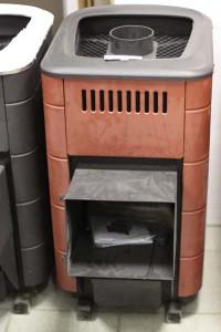 печь Термофор Компакт терракота 2013,печи для бани Термофор,