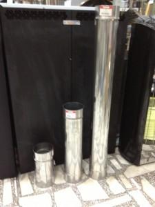 труба 0,25 м.,трубы для печей,труба одностенная для печи,